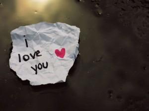 Nota de amor