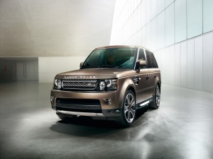 Postal: Range Rover
