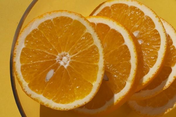 Vitaminas en rodajas