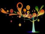 Árbol decorado