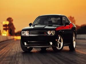 Postal: Dodge Challenger R/T
