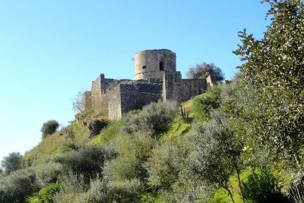 Castillo de Jimena (Cádiz, España)