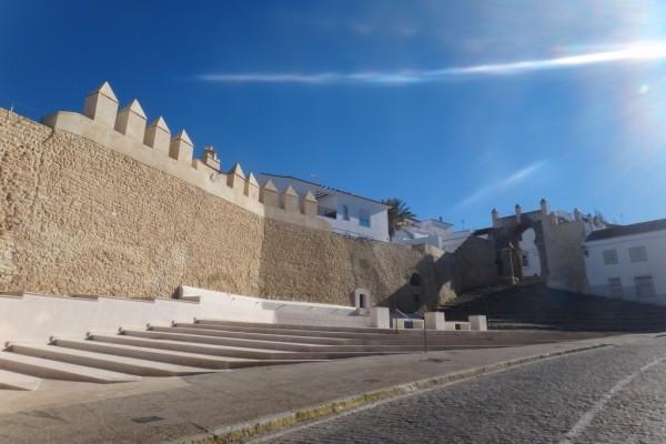 Arco de la Pastora (Cádiz, España)