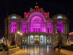Palacio de Bellas Artes, México, D. F.