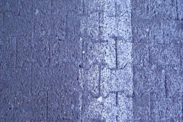 Pintura en el suelo