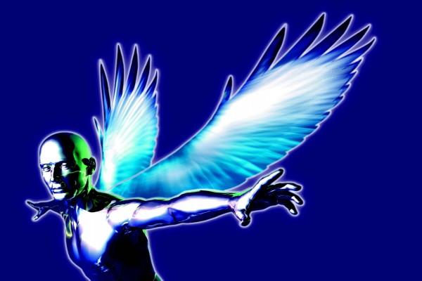 Ángel masculino