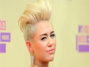 Postal: Miley Cyrus nuevo look