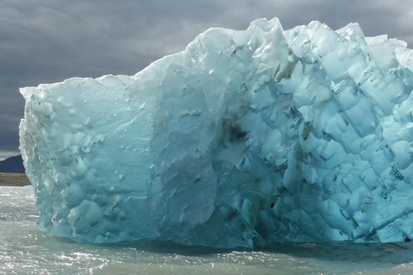 Iceberg visto de cerca