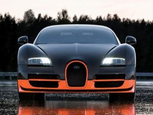 Postal: Bugatti Veyron Super Sport