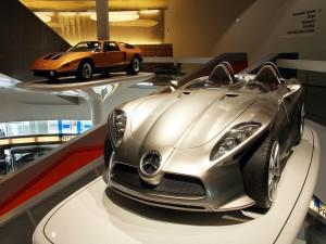 Prototipos de Automóviles Mercedes-Benz (Alemania)