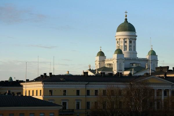 La Catedral Luterana de Helsinki