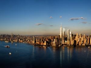Postal: La renovada ciudad de Nueva York