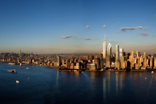 La renovada ciudad de Nueva York