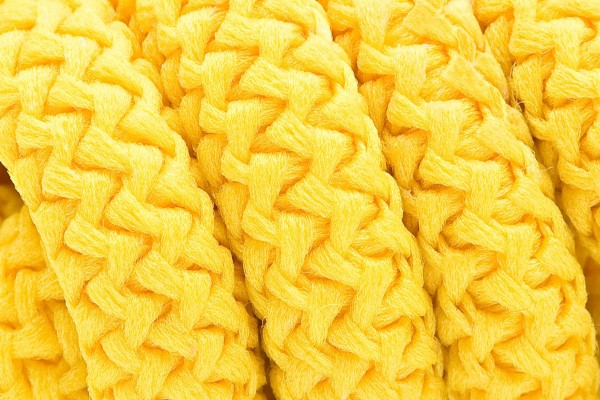 Pulseras amarillas