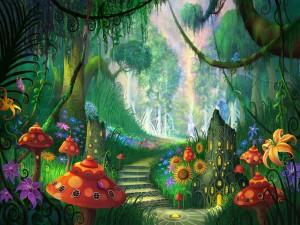 Vida en el bosque