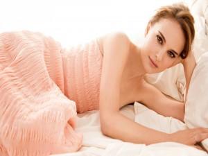 La hermosa Natalie Portman