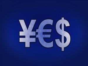 Yen-Yuan, Euro y Dólar