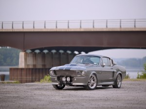 Postal: Ford Mustang GT500