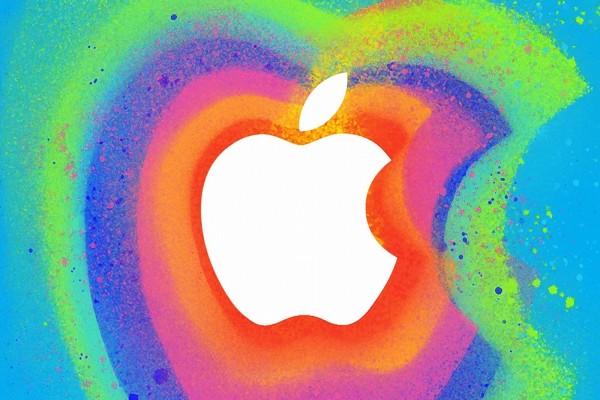 Apple de colores