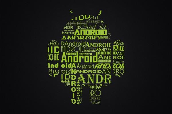 Silueta de Android