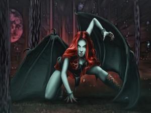 Vampiresa roja