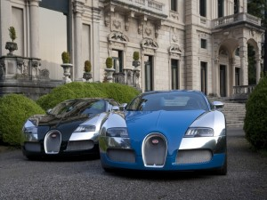 Dos Bugatti