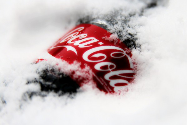 Coca-Cola bien fría