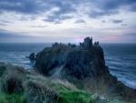 Castillo junto al mar