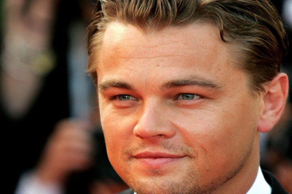El guapo Leonardo DiCaprio