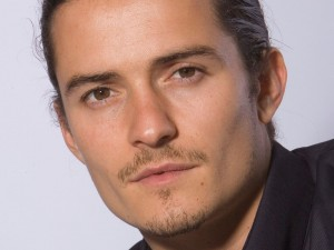 El guapo actor Orlando Bloom