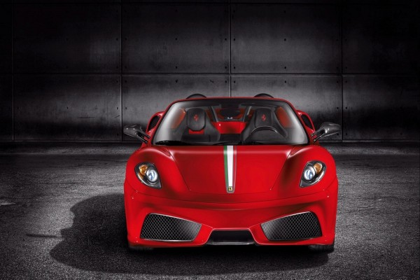 Ferrari descapotable