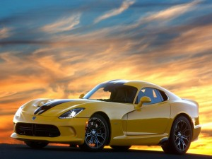 Postal: Dodge Viper SRT