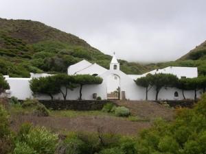 Postal: Ermita de la Virgen de los Reyes, El Hierro