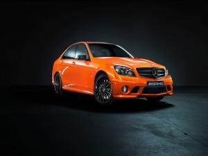 Postal: Mercedes-Benz C 63 AMG