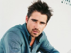 El actor Colin Farrell