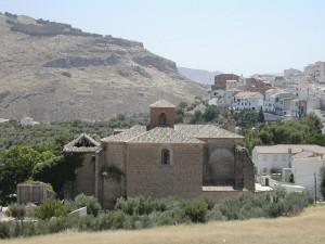 Postal: Iglesia parroquial y antiguo convento de Santo Domingo