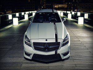 Postal: Mercedes CLS 63