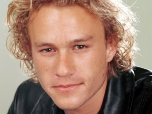El actor Heath Ledger