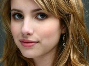 La actriz Emma Roberts
