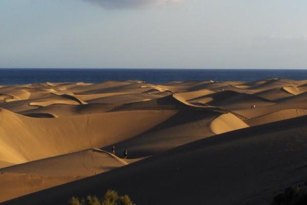 Las Dunas de Maspalomas (Canarias, España)