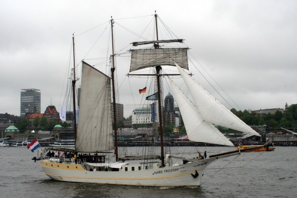 Barco: Mare Frisium