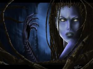 Sarah Kerrigan, personaje de StarCraft