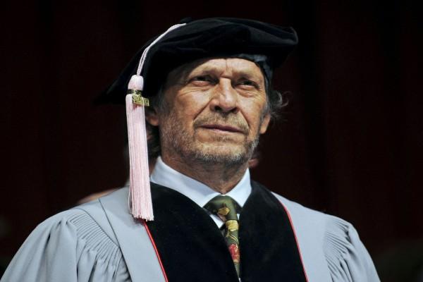 Paco de Lucía,  Doctor Honoris Causa 2010