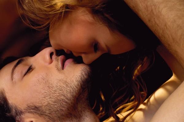 El beso del amor