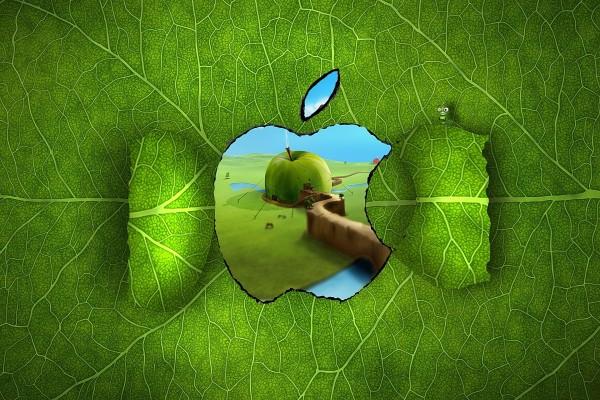Villa manzana, el hogar de los gusanos