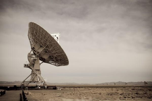 Grandes antenas