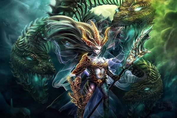 Convocando a los dragones