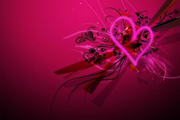 El amor es abstracto