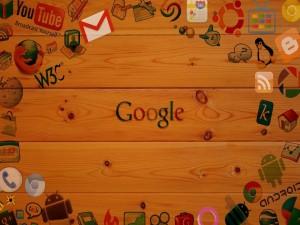 Postal: Alrededor de Google
