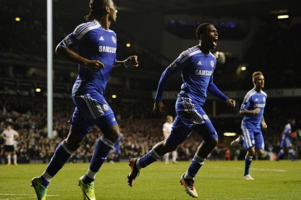 Partido del Chelsea Football Club